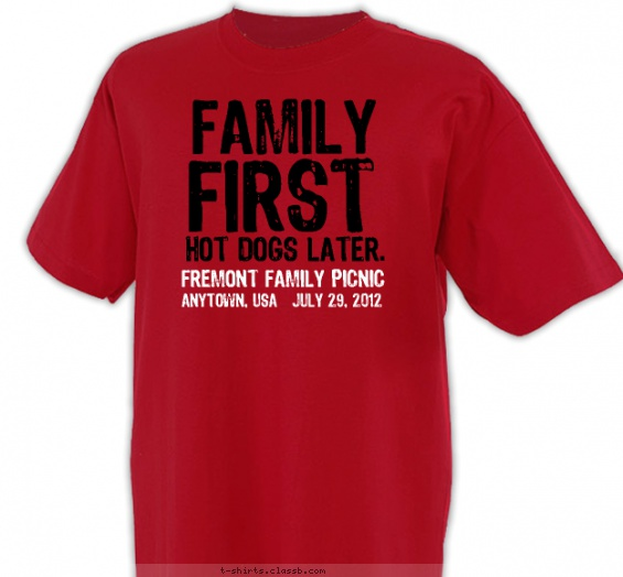family -shirt - design